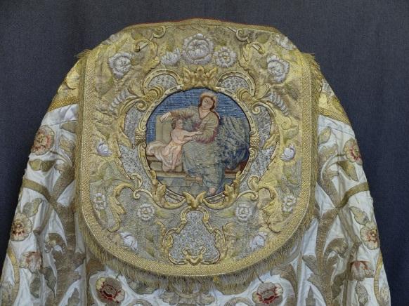 Chape de la cathédrale Saint-Aubain