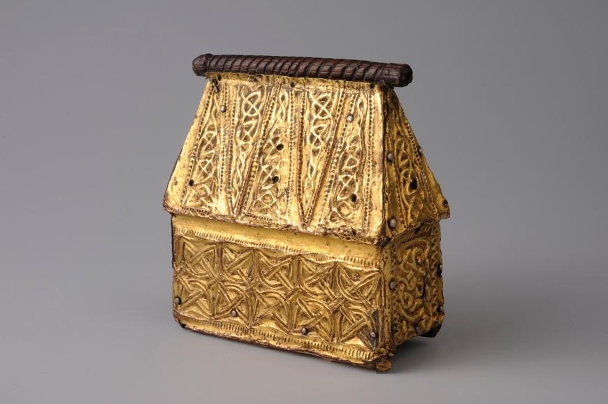 Reliquaire portatif dit châsse d'Andenne au Musée diocésain de Namur